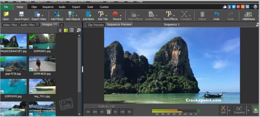 VideoPad Video Editor Key