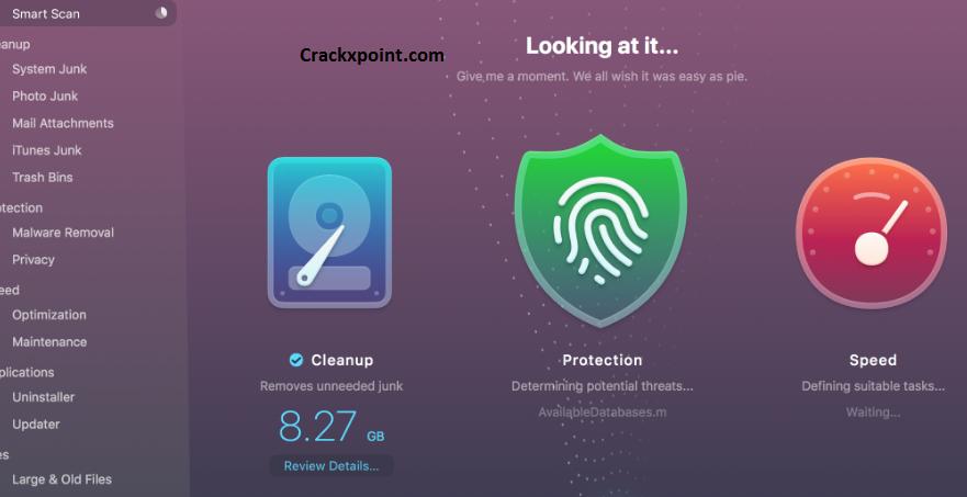 CleanMyMac X Key