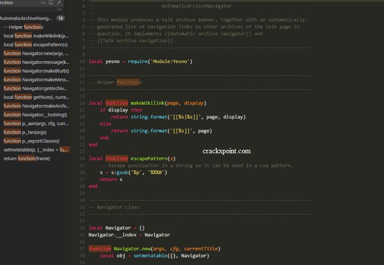 Visual Studio Key