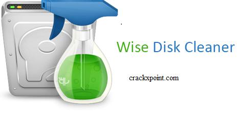 Wise Disk Cleaner Crack